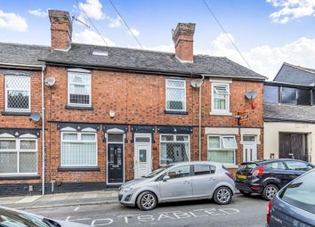 Thumbnail 2 bed terraced house to rent in May Place, Stoke-On-Trent