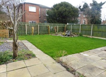 Thumbnail 3 bed semi-detached bungalow for sale in South Road, Tranmere, Birkenhead
