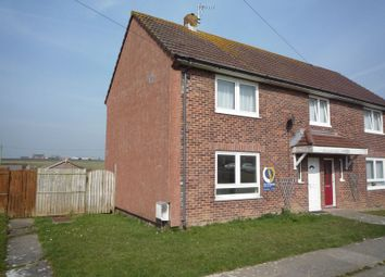 Thumbnail 2 bed semi-detached house to rent in Ash Lane, St. Athan, Barry