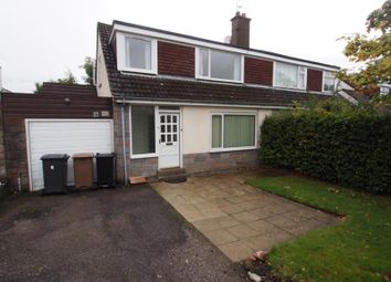Thumbnail 3 bedroom semi-detached house to rent in Binghill Road North, Milltimber