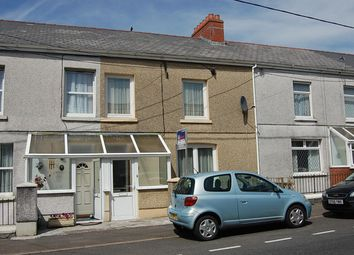 Thumbnail 3 bed terraced house for sale in Cwmamman Road, Garnant, Ammanford