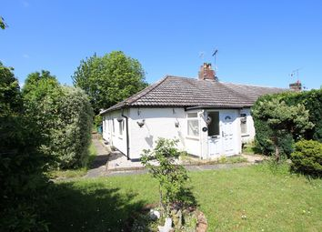 Thumbnail 2 bed semi-detached bungalow for sale in Chapel Lane, Great Blakenham, Ipswich, Suffolk