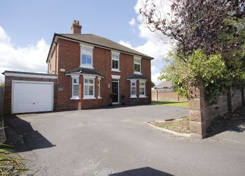 Thumbnail 4 bedroom detached house for sale in Hunts Pond Road, Park Gate, Southampton