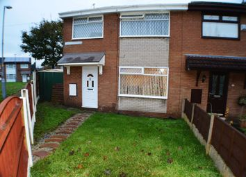 Thumbnail 1 bed terraced house for sale in Standish Walk, Denton, Manchester