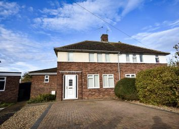 Thumbnail 3 bed semi-detached house for sale in Moorhills Road, Wing, Leighton Buzzard