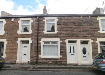 Thumbnail 2 bed terraced house to rent in Napier Street, Workington