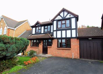 4 bed detached house for sale in Woodland Way, Greenhithe DA9