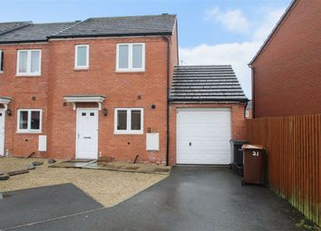 Thumbnail 3 bed semi-detached house for sale in Cae Melin Avenue, Oswestry