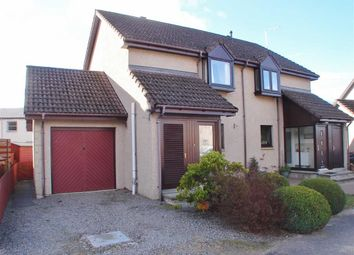 Thumbnail 2 bedroom link-detached house for sale in Tower Place, Aberlour