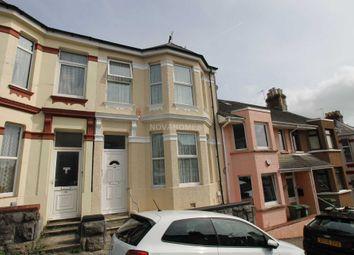 Thumbnail 3 bedroom terraced house for sale in Barton Avenue, Keyham