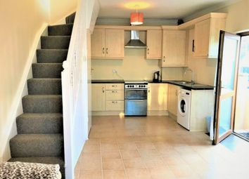 Thumbnail 2 bed end terrace house to rent in Wanstead Lane, Cranbrook, Ilford
