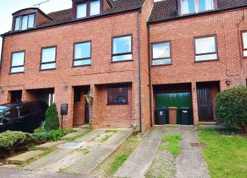 Thumbnail 4 bedroom terraced house for sale in Kingfisher Way, Bishop's Stortford