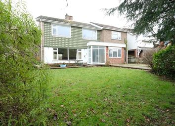 Thumbnail 7 bed detached house for sale in Cracknore Hard Lane, Marchwood