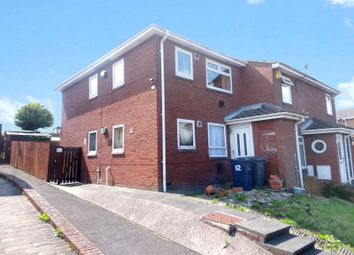 Thumbnail 1 bed flat for sale in Station Road, Boldon Colliery