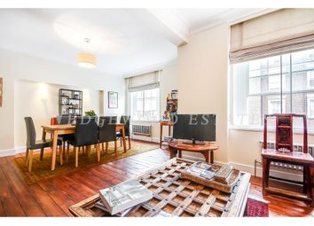 Thumbnail 3 bed flat to rent in North End House, Fitzjames Avenue, Kensington, London