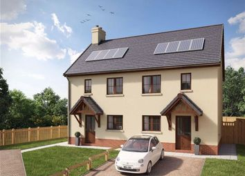 Thumbnail 2 bedroom semi-detached house for sale in Mill Bay Development, Cilgerran, Pembrokeshire