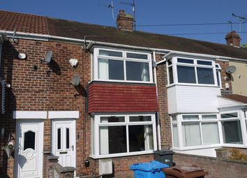 Thumbnail 2 bed terraced house to rent in Dayton Road, Hull