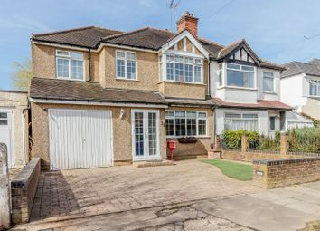 Thumbnail 4 bed semi-detached house for sale in Lyndon Avenue, Hatch End, Middlesex