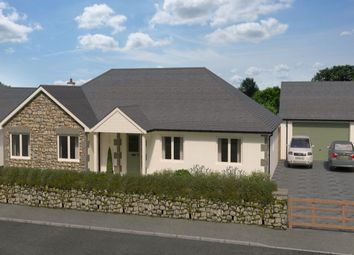 Thumbnail 4 bed bungalow for sale in West Tolgus, Redruth
