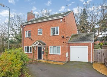Thumbnail 5 bed detached house for sale in Oaks Court, Redditch