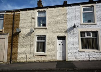 Thumbnail 2 bedroom terraced house for sale in Sharples Street, Oswaldtwistle, Accrington