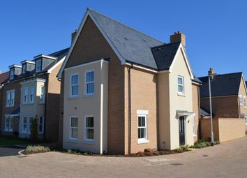 Thumbnail 4 bed detached house to rent in Compton Mead, Biggleswade
