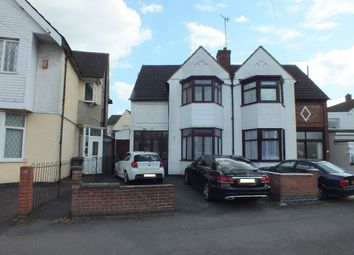 3 bed semi-detached house for sale in Evington Drive, Leicester LE5