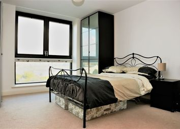 Thumbnail 2 bed flat to rent in Agnes George Walk, Pontoon Dock