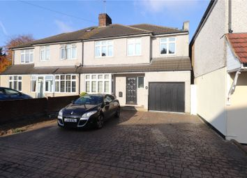 Thumbnail 5 bed semi-detached house for sale in Iris Crescent, Bexleyheath, Kent