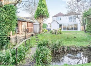 Thumbnail 3 bed detached house for sale in The Street, Bramber, Steyning, West Sussex