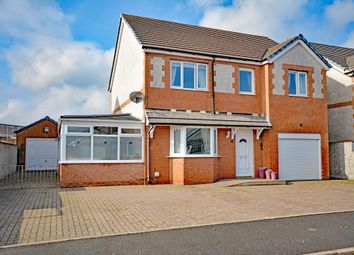 Thumbnail 4 bed detached house for sale in Estuary Close, Millom