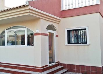 Thumbnail 2 bed chalet for sale in Sector 25, Torrevieja, Spain