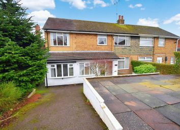 Thumbnail 4 bedroom semi-detached house for sale in Mount Close, Werrington, Stoke-On-Trent
