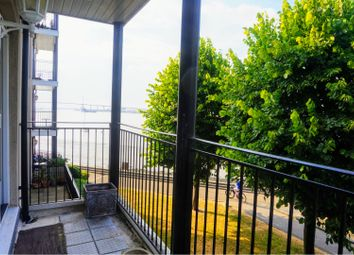 Thumbnail 1 bed flat for sale in The Boulevard, Greenhithe