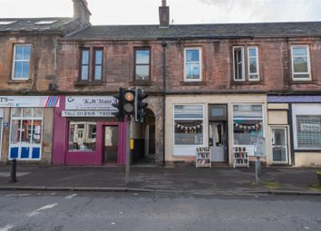 Thumbnail 2 bed flat for sale in Stirling Street, Alva