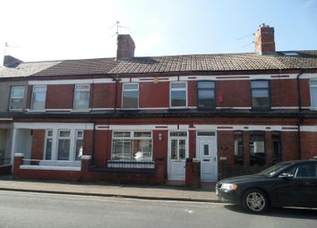 Thumbnail 3 bedroom terraced house to rent in 73 Forrest Road, Cardiff