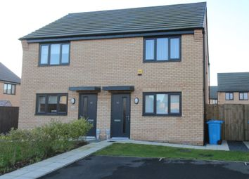 Thumbnail 2 bed semi-detached house for sale in Kedrum Road, Hull, East Yorkshire