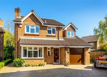 Thumbnail 4 bed detached house for sale in Regency Gardens, Walton-On-Thames, Surrey