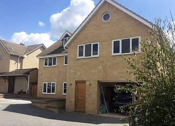 Thumbnail 4 bed detached house to rent in Berry Hill Road, Cirencester