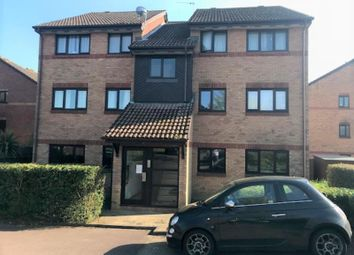 Thumbnail 2 bed flat to rent in Escott Place, Ottershaw, Chertsey, Surrey
