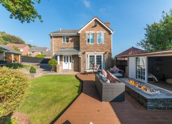 Thumbnail 4 bed detached house for sale in Greenwood Drive, Henllys, Cwmbran