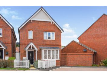 3 bed detached house for sale in Morant Crescent, Southampton SO32