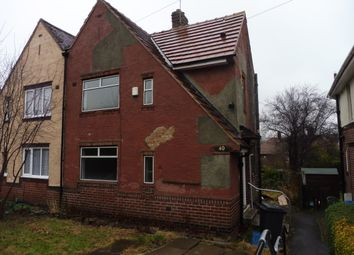 Thumbnail 2 bedroom semi-detached house for sale in Drummond Road, Sheffield