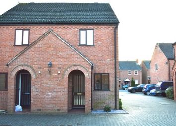 Thumbnail 2 bed end terrace house to rent in West End Court, Crompton Street, Warwick
