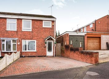 Thumbnail 3 bed semi-detached house for sale in Green Acres Drive, Alfreton