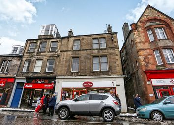 Thumbnail 2 bed flat for sale in High Street, Dalkeith