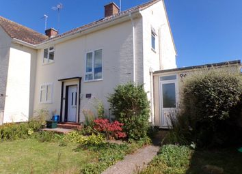 Thumbnail 3 bed semi-detached house for sale in Green Close, Exmouth