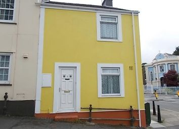 Thumbnail 2 bedroom end terrace house to rent in Chapel Lane, Haverfordwest