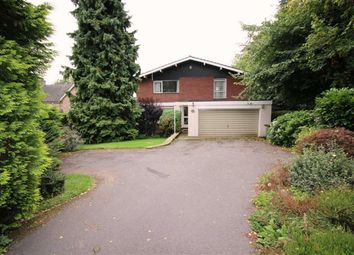 Thumbnail 4 bed detached house for sale in Hazelwood Road, Duffield, Derby
