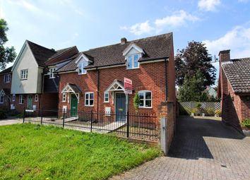 Thumbnail 2 bed end terrace house for sale in Meadows Place, Meadows Way, Hadleigh, Ipswich, Suffolk